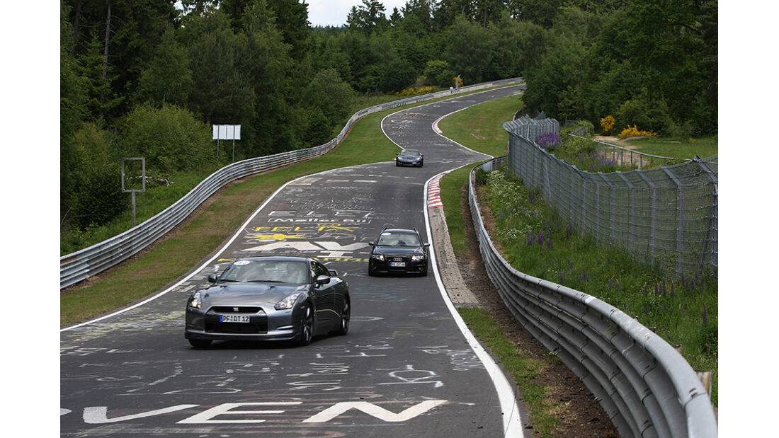 sport auto Perfektionstraining Nürburgring Nordschleife Juni 2047