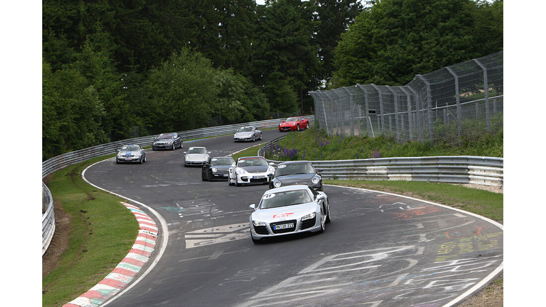 sport auto Perfektionstraining Nürburgring Nordschleife Juni 2050