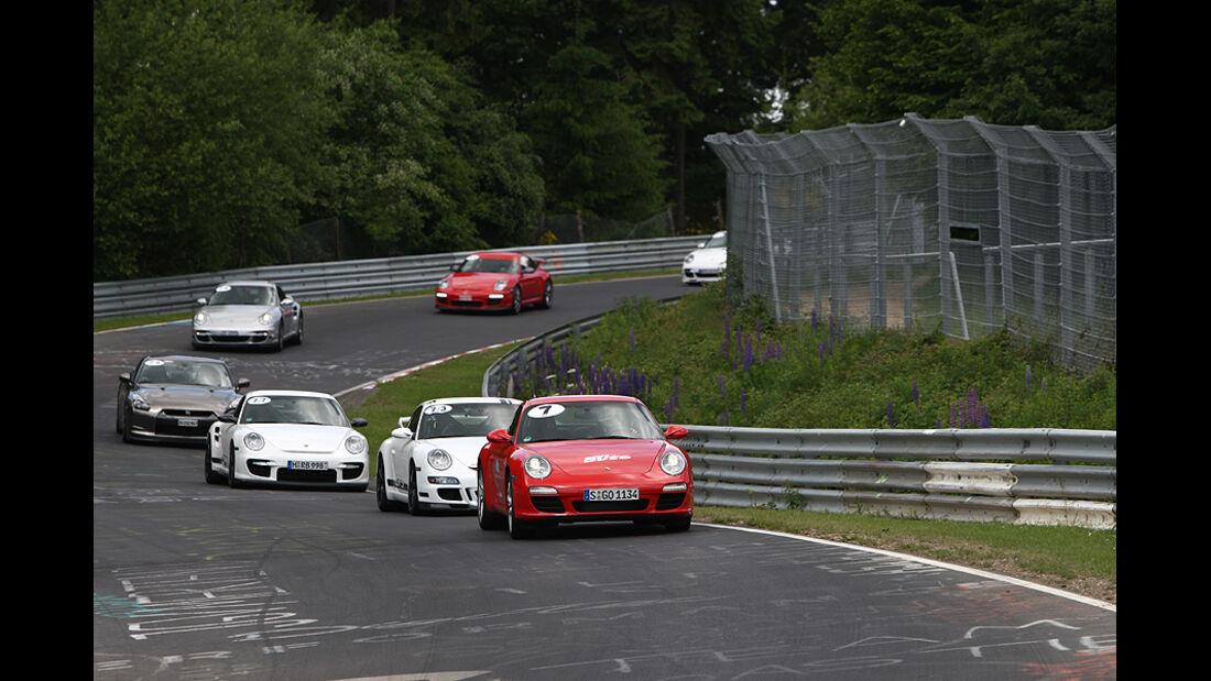 sport auto Perfektionstraining Nürburgring Nordschleife Juni 2051