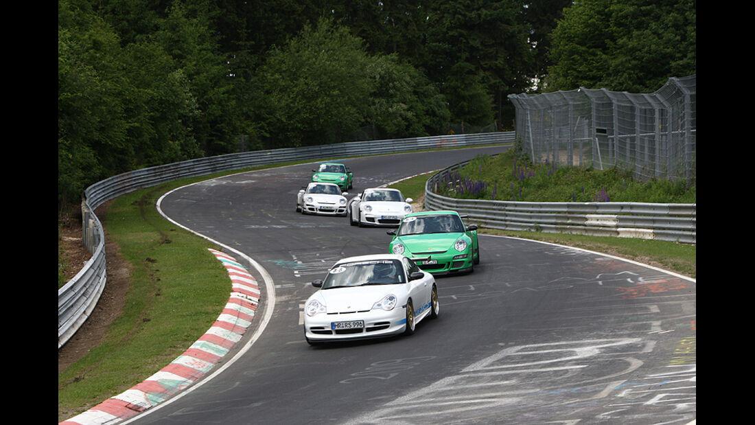 sport auto Perfektionstraining Nürburgring Nordschleife Juni 2070