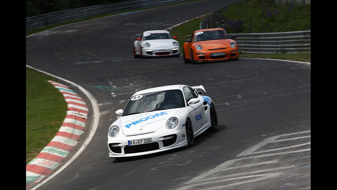 sport auto Perfektionstraining Nürburgring Nordschleife Juni 2072