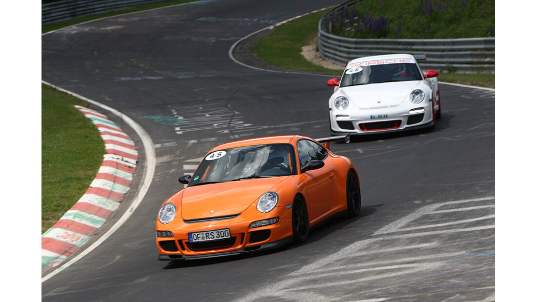 sport auto Perfektionstraining Nürburgring Nordschleife Juni 2073