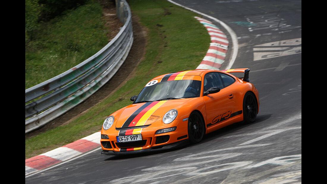 sport auto Perfektionstraining Nürburgring Nordschleife Juni 2075