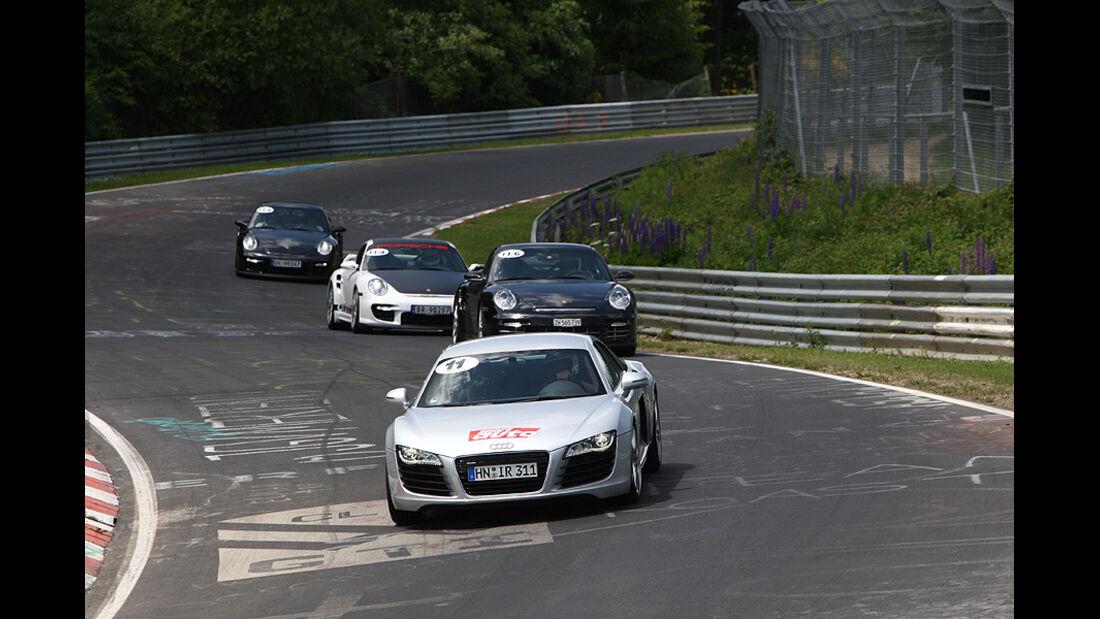 sport auto Perfektionstraining Nürburgring Nordschleife Juni 2076