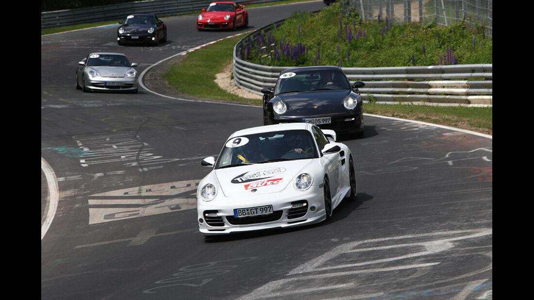 sport auto Perfektionstraining Nürburgring Nordschleife Juni 2079