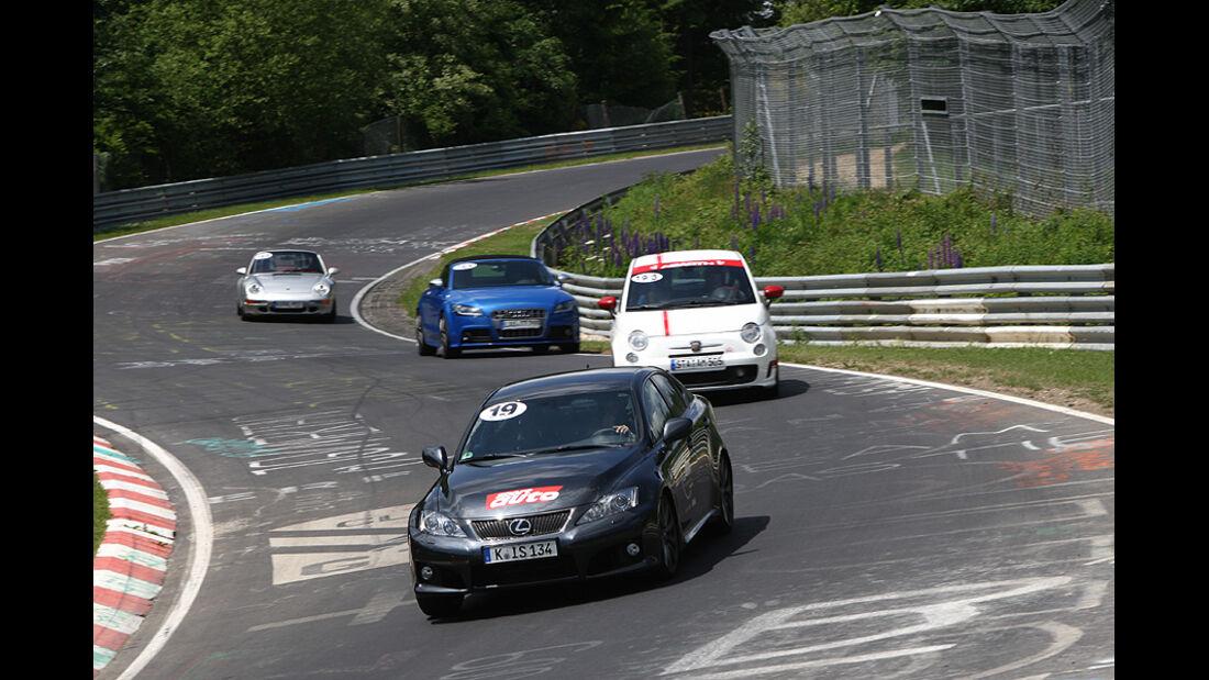 sport auto Perfektionstraining Nürburgring Nordschleife Juni 2085