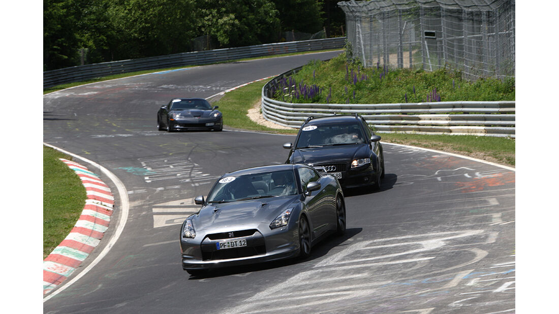 sport auto Perfektionstraining Nürburgring Nordschleife Juni 2090