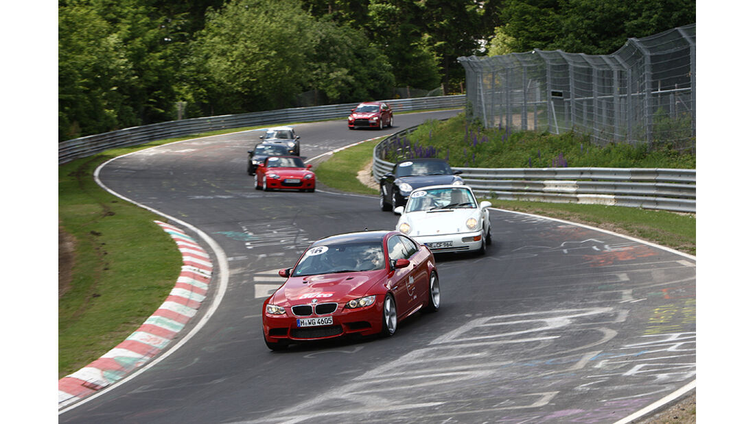 sport auto Perfektionstraining Nürburgring Nordschleife Juni 2091