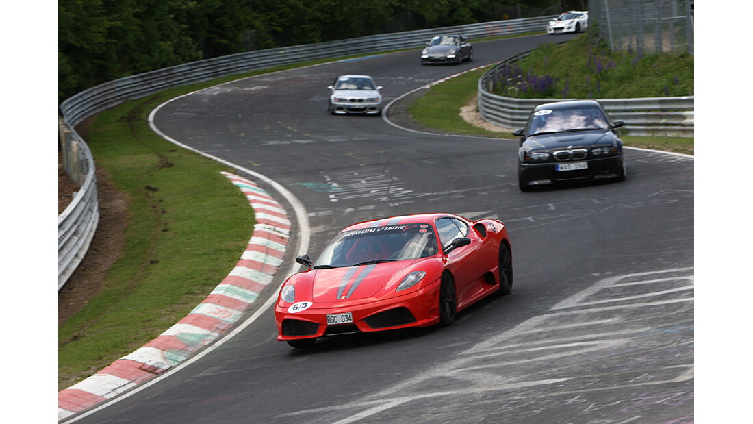 sport auto Perfektionstraining Nürburgring Nordschleife Juni 2093