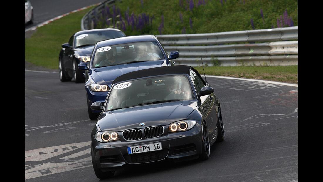 sport auto Perfektionstraining Nürburgring Nordschleife Juni 2096