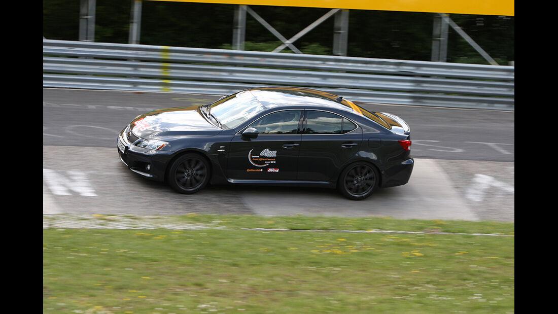 sport auto Perfektionstraining Nürburgring Nordschleife Juni 2099
