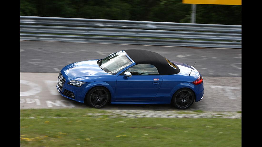 sport auto Perfektionstraining Nürburgring Nordschleife Juni 2102