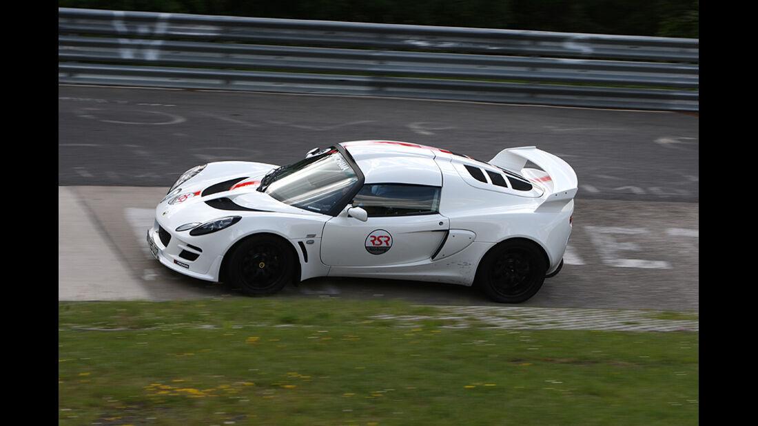 sport auto Perfektionstraining Nürburgring Nordschleife Juni 2103