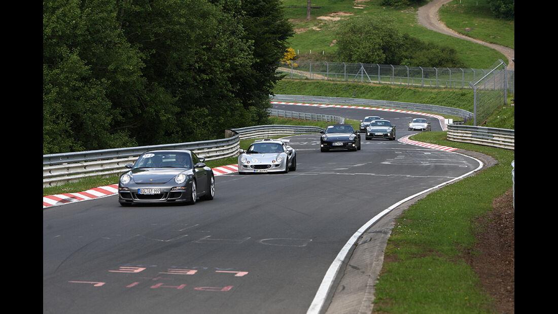 sport auto Perfektionstraining Nürburgring Nordschleife Juni 2104