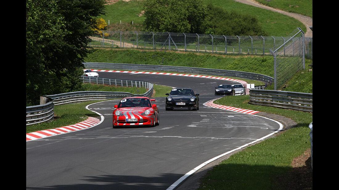 sport auto Perfektionstraining Nürburgring Nordschleife Juni 2105