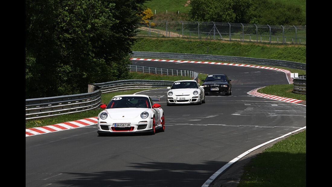 sport auto Perfektionstraining Nürburgring Nordschleife Juni 2106