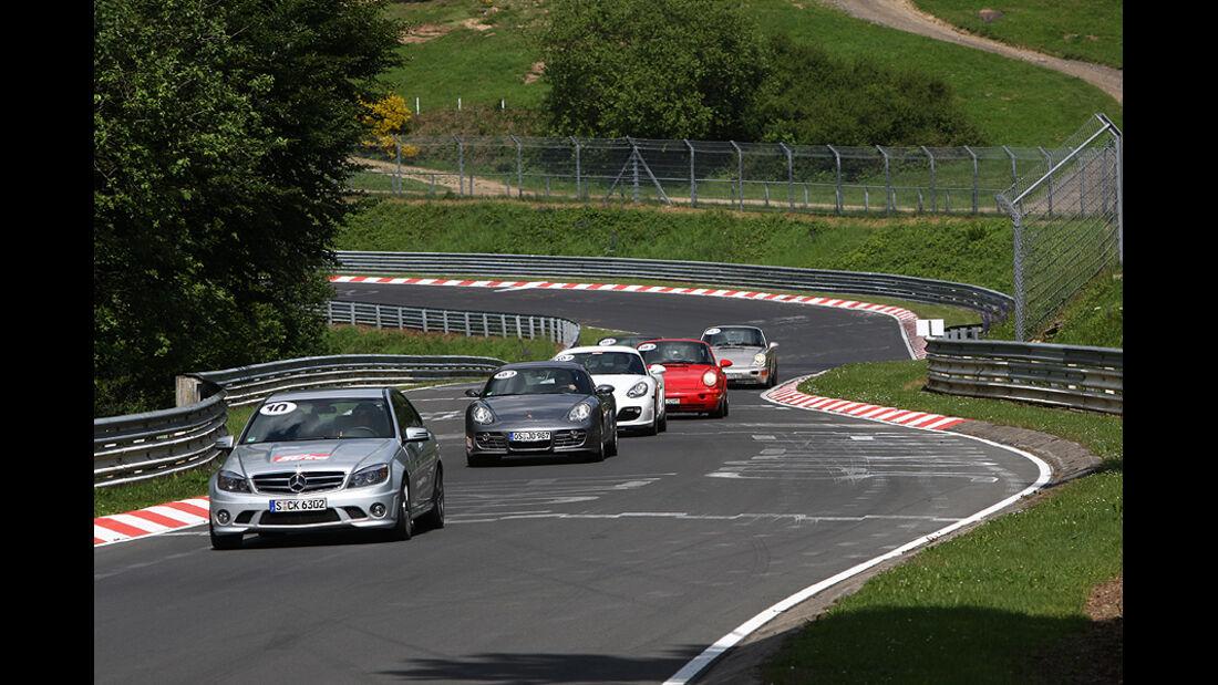 sport auto Perfektionstraining Nürburgring Nordschleife Juni 2111