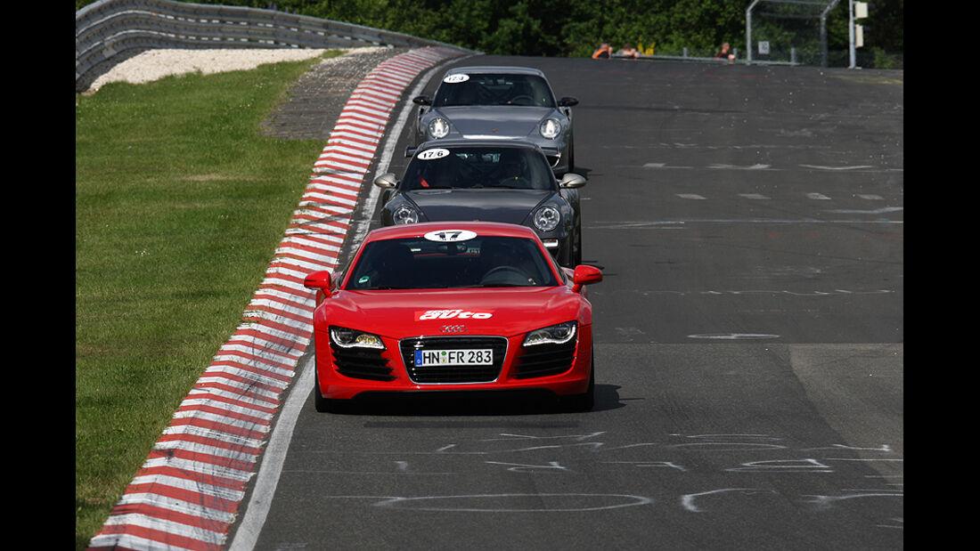 sport auto Perfektionstraining Nürburgring Nordschleife Juni 2116
