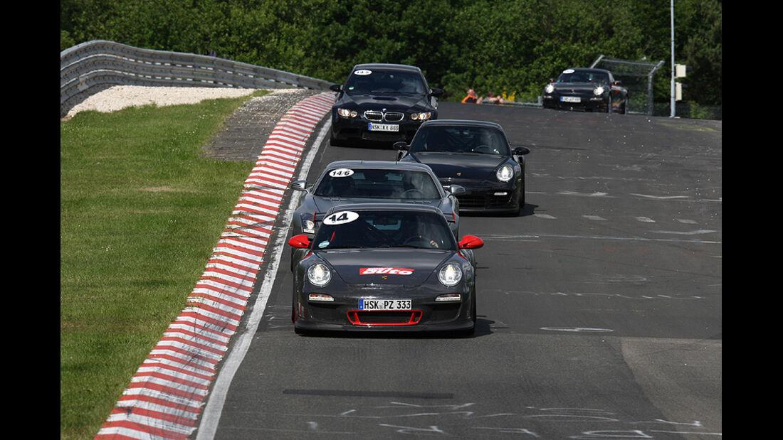 sport auto Perfektionstraining Nürburgring Nordschleife Juni 2117