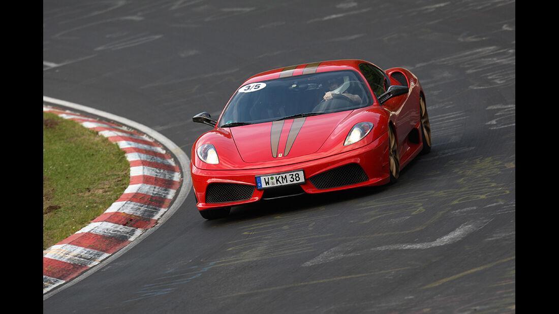 sport auto Perfektionstraining Nürburgring Nordschleife Juni 2122