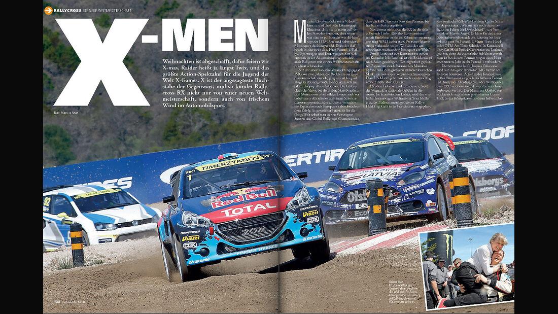 sport auto, Rallyecross