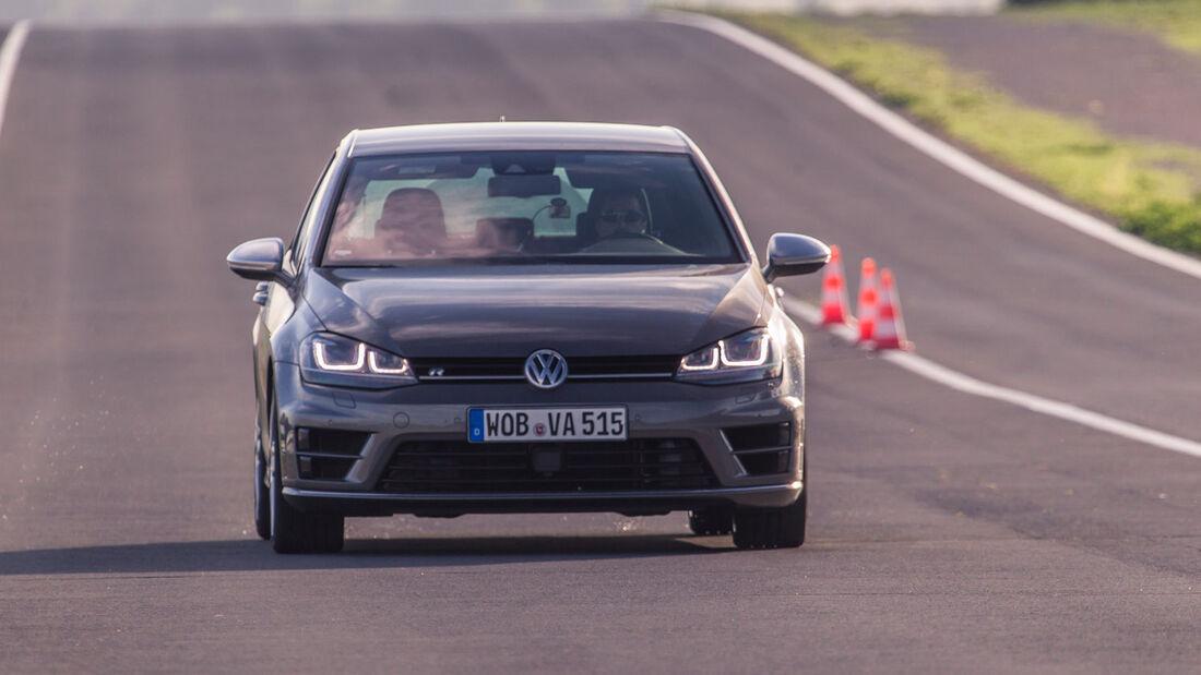 sport auto - Sommerreifentest 2015 - Sportreifen - Größe 235/35 R19 - VW Golf R