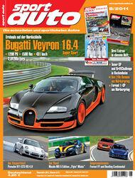 sport auto-Zeitschrift 08-2011
