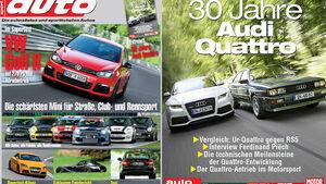 sport auto-Zeitschrift 10-2010 mit Beilage