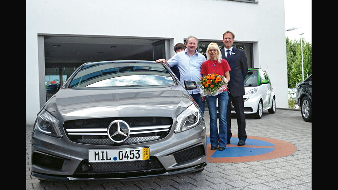 sport auto-award Leserwahl Manfred Heger 2013