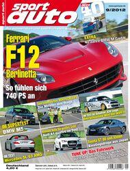 sportauto 09/2012