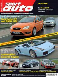 sportauto, Heft 02/2006