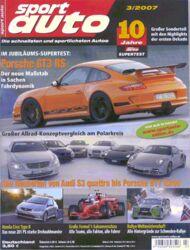 sportauto, Heft 03/2007