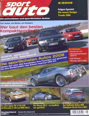 sportauto, Heft 05/2006