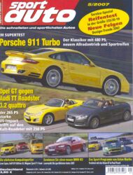 sportauto, Heft 05/2007