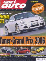 sportauto, Heft 07/2006