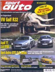 sportauto, Heft 09/2006