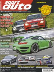 sportauto, Heft 10/2007