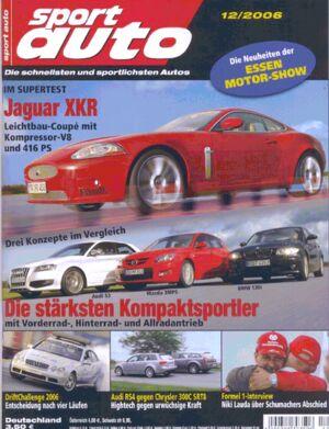 sportauto, Heft 12/2006