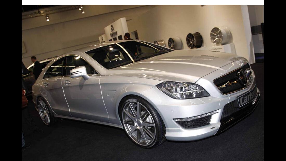 uner Carlsson CK 63 RS Mercedes S-Klasse IAA